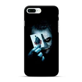 The Dark Knight iPhone 8 Plus Custom Hard Case