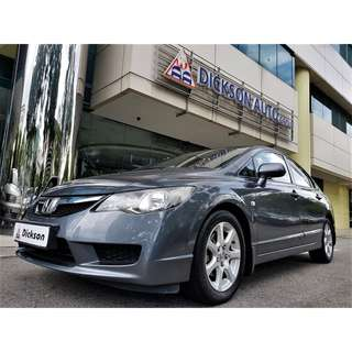 Honda Civic 1.6 Auto