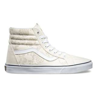Vans Men SK8 Hi Reissue - 50th Anniversary classic white