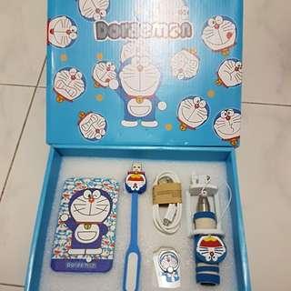 Doraemon Powerbank Set...