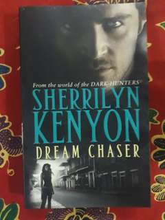 Novel Sherrilyn Kenyon (FREE ONGKIR)