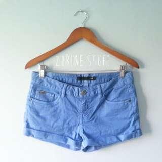 Hotpant blue