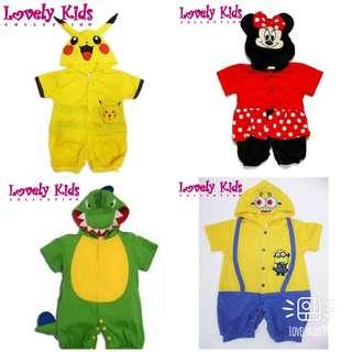 Baby Jumpsuit Romper Costume