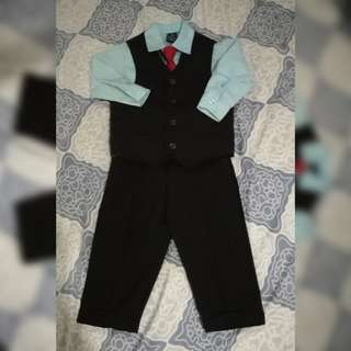 Dockers trouser set (for 2 yrs old)