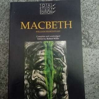 Macbeth - William Shakespeare & A Midsummer Night's Dream