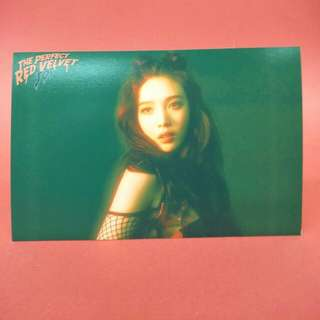Joy Photo Perfect Velvet Bad Boy