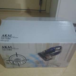 全新AKAI XBV-B501抗敏uv除蟎吸塵機