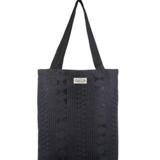 Laced Tote Bag