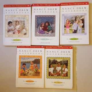 The Nancy Drew Notebooks