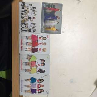 Mamamoo Momoland yes card