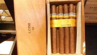 COHIBA SIGLO V 01' Vintage