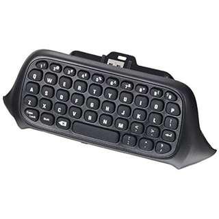 DOBE Wireless Keyboard for XBOX ONE Controller Handheld Keyboard