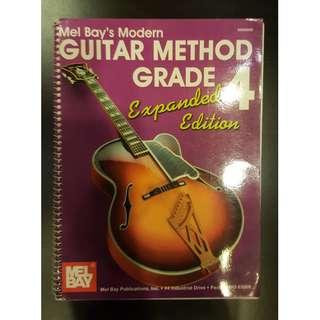 Mel's Bay Modern Guitar Method Grade 4