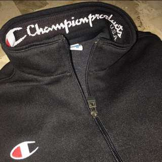 Authentic Champions Tracktop Jacket