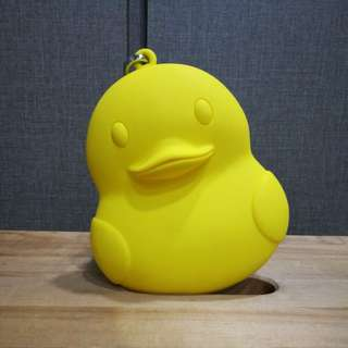 Duck coin bag