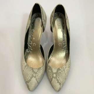 Brash High Heels Size 9 1/2