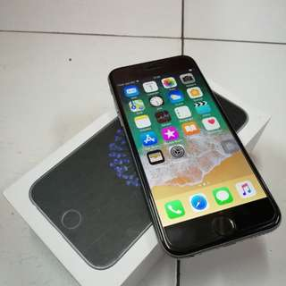 Iphone 6 16Gb garansi resmi TAM fullset istimewa
