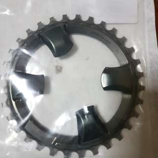 Shimano XTR 9020 32t chainring
