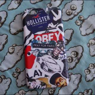 Supreme x Obey  (iphone case)
