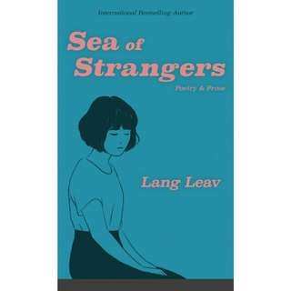 Ebook english Sea of Strangers by Lang Leav