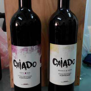 Caiado red / white Portuguese table wine