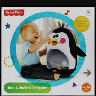 Fisher price weebles penguin