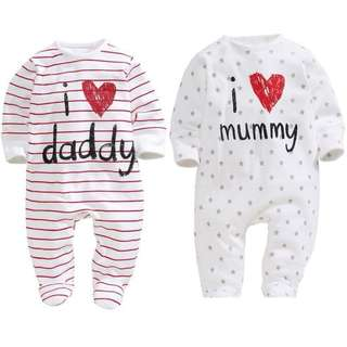 Newborn Infant Romper
