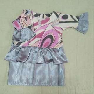 Baju Kurung Pucci Baby #15Off