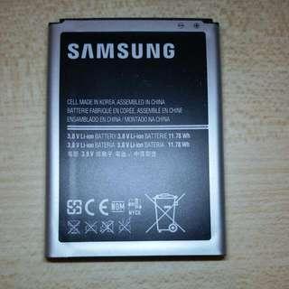 三星Note 2電池