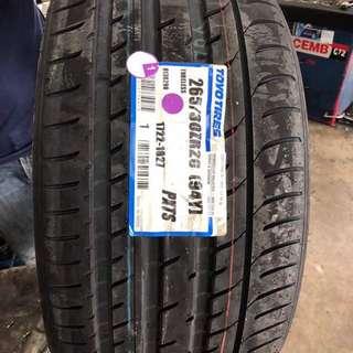265/30/20 T1S Toyo Tyre