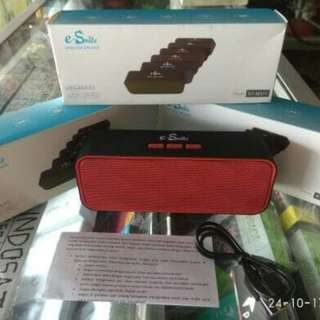 Speaker e-smile XY-M311 USB mp3 speaker mini aktip Bluetooth bluetoot bluetot wireless wireles