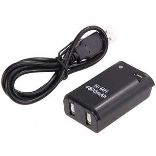 全新XBox 360手制充電池 Brand New XBox 360 Controller Battery