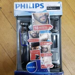 (全新) Philips 多功能替換充電理髮器