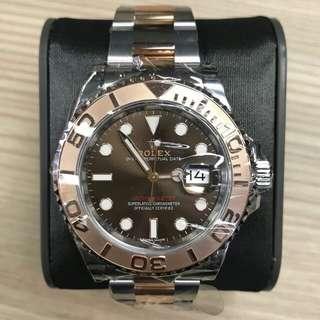Rolex 116621 Choco
