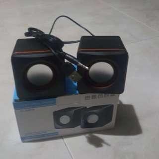 Wired speaker