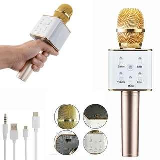 SALE ! Q7 Karoake Microphone