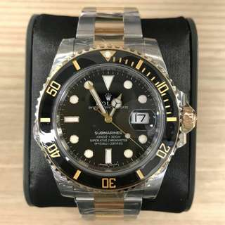 Rolex 116613LN