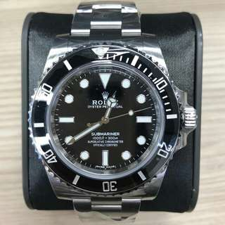 Rolex 114060 盲十