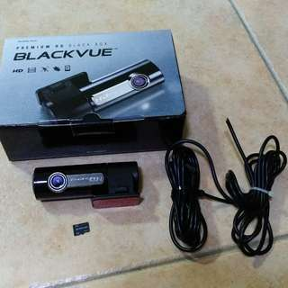 Blackvue DR380-HD Car Camera