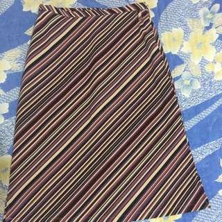 Preloved A-line Skirt