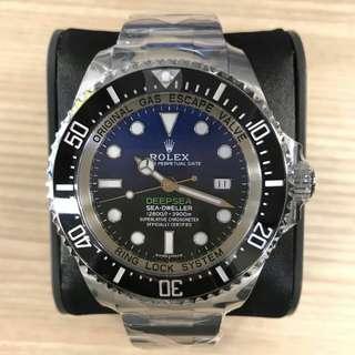Rolex 116660 Deepsea Blue