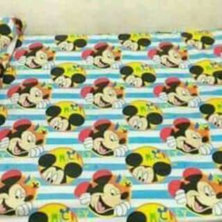 Bedsheet w/pillowcase