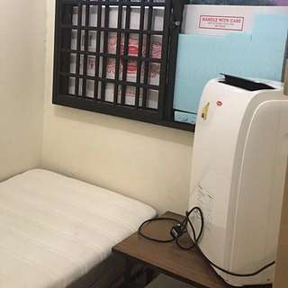 Utility room for rent without aircon $450. With aircon $500 . CBD area. All Filipino Tenants
