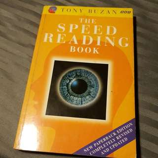 Tony Buzan - The speed reading book