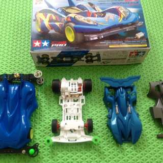 Tamiya mini 4wd Mint Condition** pwde swap sa Gundam Kits