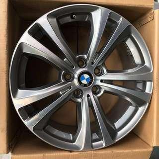 18 inch original BMW X1 F48 Sport Line wheels fits Merc Audi VW etc