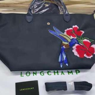 Long Champ Embroidered - Class A