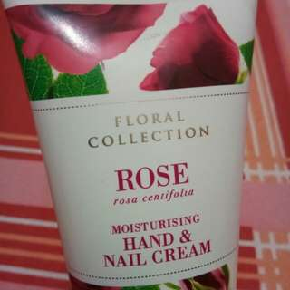 Mark & Spencer Moisturising Hand & Nail Cream