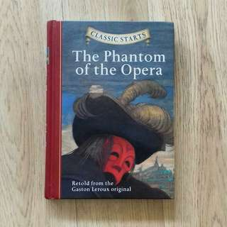 Classic Starts - The Phantom of the Opera