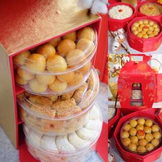 CHINESE NEW YEAR Fortune Hampers !